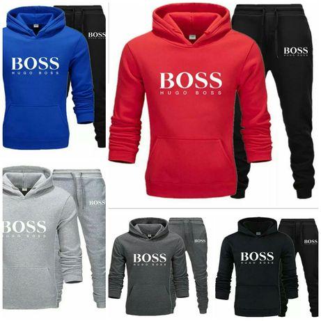Dresy meskie z logo Boss kolory M-XXL!!!