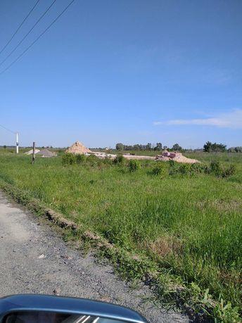 Продам земельний участок в Бориспольском районе с. Иванков