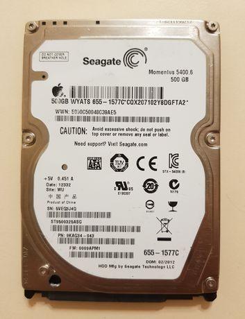 "Жесткий диск 2.5"" 500 gb гб Seagate / smart good, HDD"
