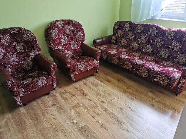 Oddam wersalke 2 fotele PRL