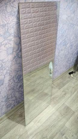 Мебельное зеркало 110х40см