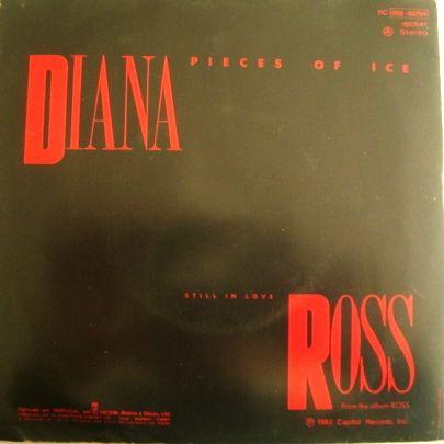 Discos Vinil Diana Ross - Lote 3 discos