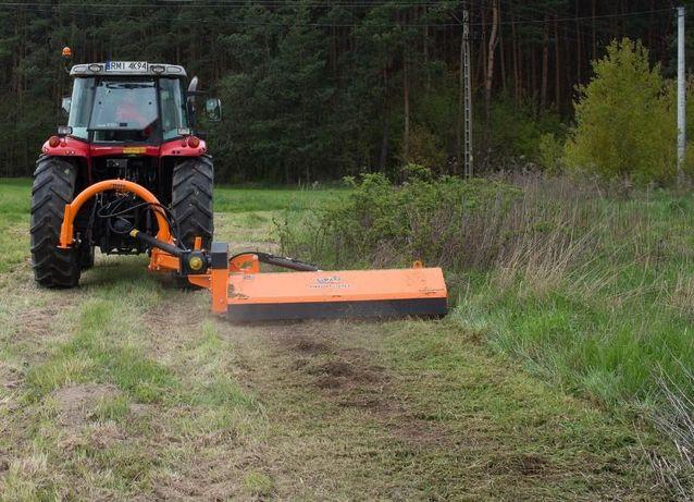 Koszenie traw i nieużytków rolnych