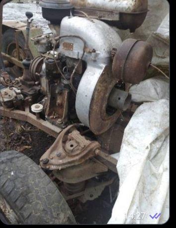 Продам саморобний міні тракторець