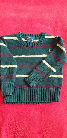 Sweterek na 2 latka