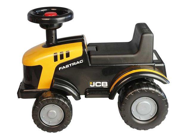 Traktor odpychacz dla dzieci JCB Ride On     FASTRAC