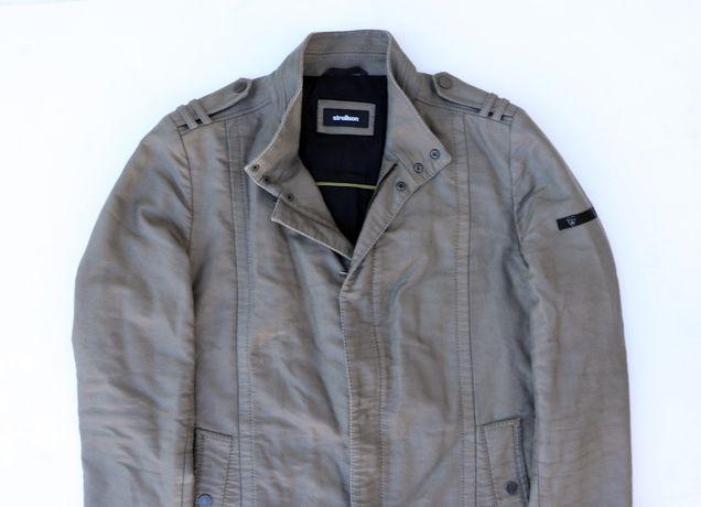 Płaszcz męski szwajcarskiej firmy Strellson. Rozmiar XXL