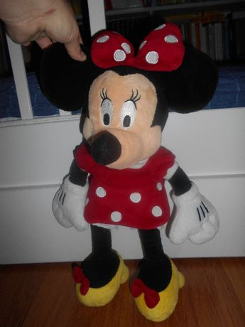 Myszka Minnie oryginalna maskotka Disney store 50cm z pieczątką