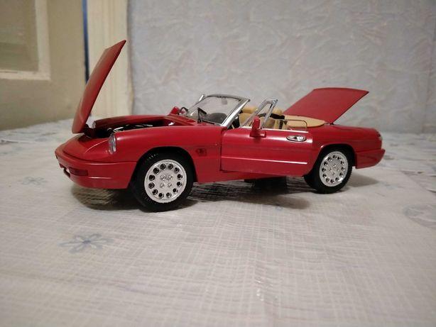 Модель авто 1:18