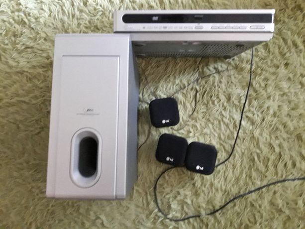 Głośniki LG LH-T6340D bez DVD