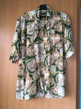 Camisas de seda