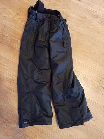 Spodnie narciarskie 116 cm