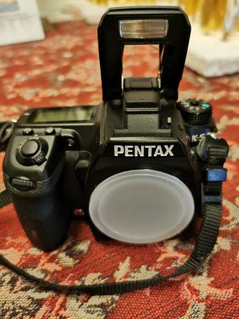 Lustrzanka Pentax k5 body