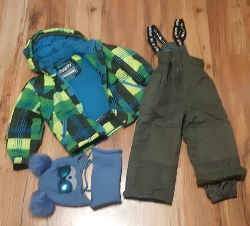 Зимова куртка + Полукомбінезон Gusti