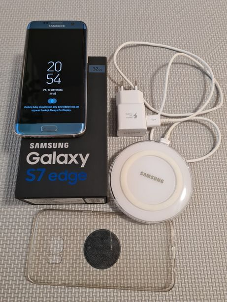 Samsung Galaxy S7 Edge Coral Blue 32GB