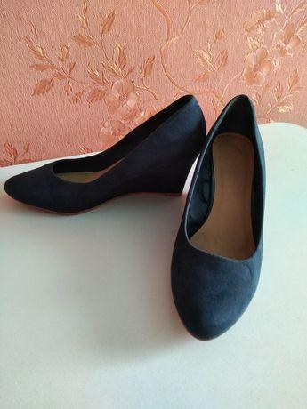 Туфли, каблук скала