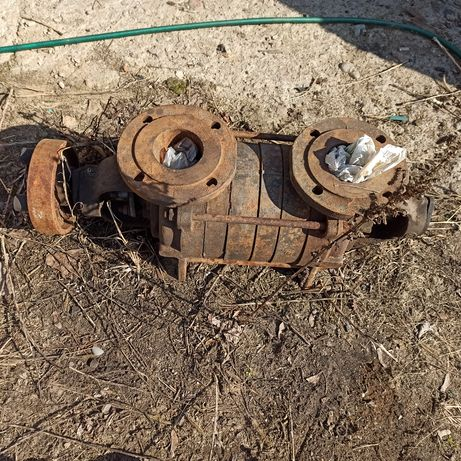 Kompletna pompa ska z silnikiem 7,5 kw