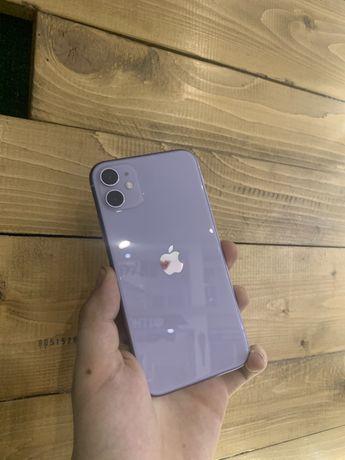 IPhone 11 64 Purple Neverlock Гарантия 6 месяцев