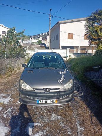Vendo Peugeot 206 1.1 #Negociavel#