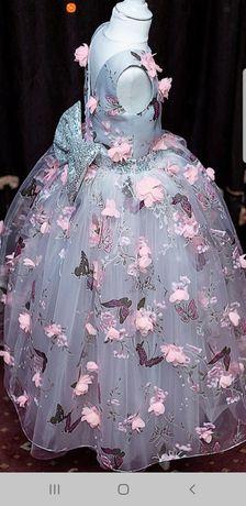 Платье 3D  сукня  плаття на выпускной