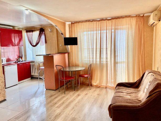 Квартира посуточно в Луганске Демехина район театральной площ