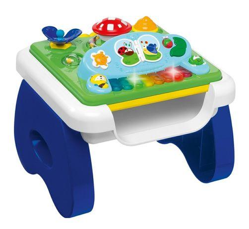 Музыкальный игровой стол 3в1 Chicco