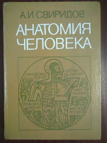Свиридов. Анатомия человека - 500 руб