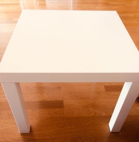 Mesa de Apoio Centro Sala Jantar Lack Ikea
