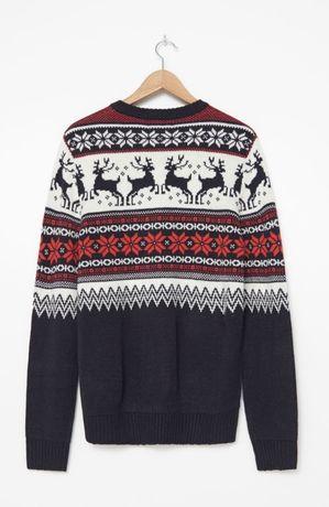 Мужские новогодние свитера House