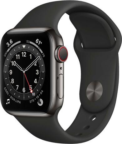 Apple Watch 6 40mm Lte + Gps Nowy super !