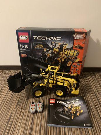 Zestaw Lego Technic 42030 Koparka Volvo L350F