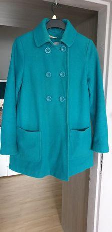 Płaszcz oversize lub ciążowy