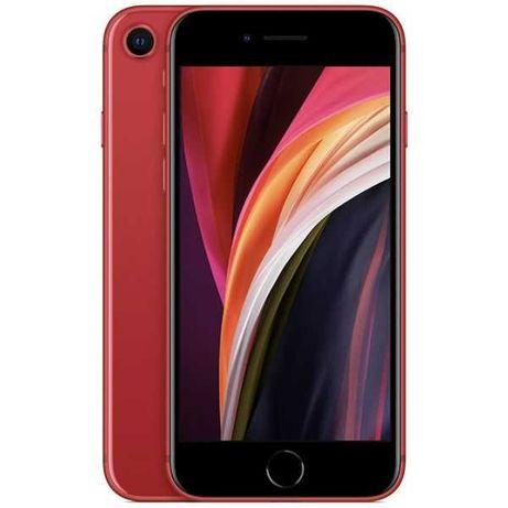 Apple iPhone SE 2020 64GB Red (Desbloqueado) Seminovo - loja