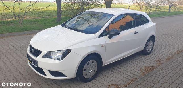 Seat Ibiza 1.4 MPI benzyna 86KM serwis