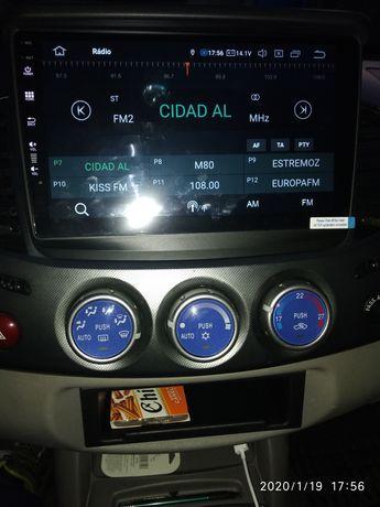 Autoradio Android 2 Din para Mitsubishi L200
