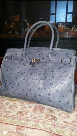 Кожаная сумка Vera Pelle. Италия