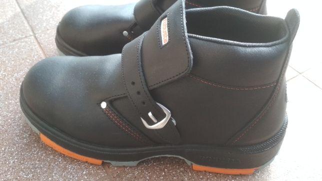 Buty robocze ROBUSTA PINO rozmiar 42,wkładka 27cm Made in Spain