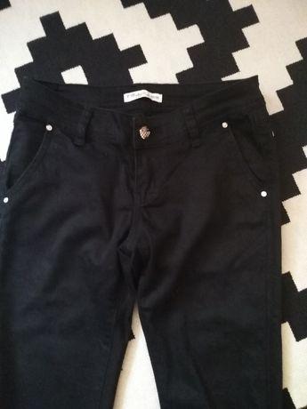Spodnie rurki rozm.XS