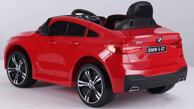 Carro electrico.para crianças BMW 6 GT 12v vermelho NOVO