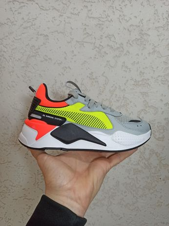 Кроссовки PUMA RS-X Оригинал Adidas Nike Reebok Asics Merrell Under
