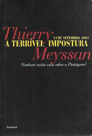 11 de Setembro 2001 – A terrível impostura - Thierry Meyssan