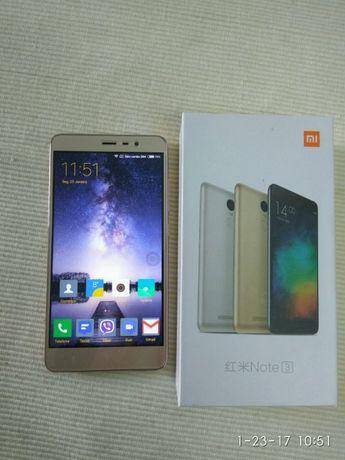 Smartphone XIAOMI Redmi Note 3 2GB/16GB com pelicula e capa