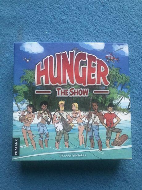 Hunger the show - gra planszowa