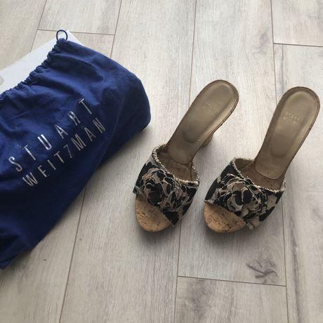 Туфли stuart weitzman , размер 41 , mango , zara