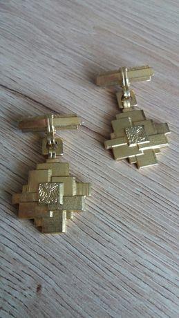 Odznaczenie krzyż zasłużony dla budownictwa