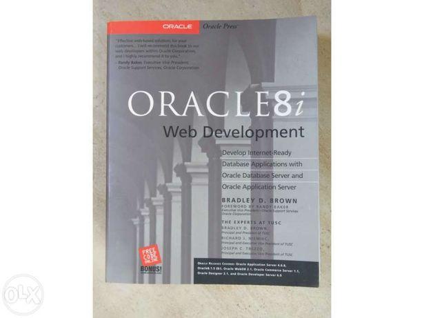 Oracle8i web development, bradley brown, oracle