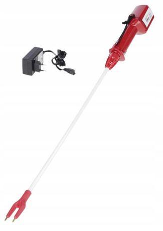 Poganiacz / Poskramiacz z ładowarką i akumulatorem PowerShock 6000V