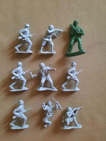 Солдатики игрушки фигурки солдатиков