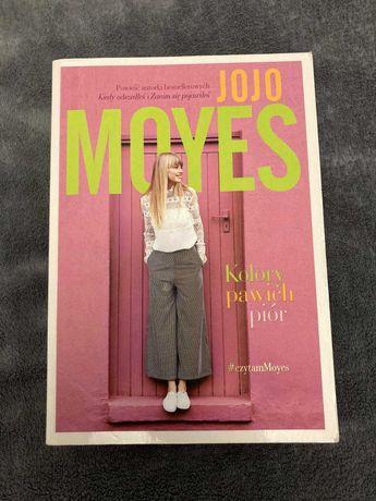 Kolory pawich piór - JoJo Moyes