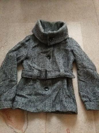 Płaszcz zimowy damski 2 sztuki w 1 cenie rozm. 38